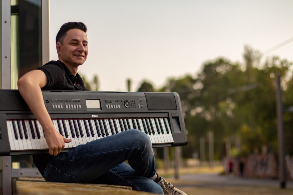 Nikita Tschumak - Profilfoto