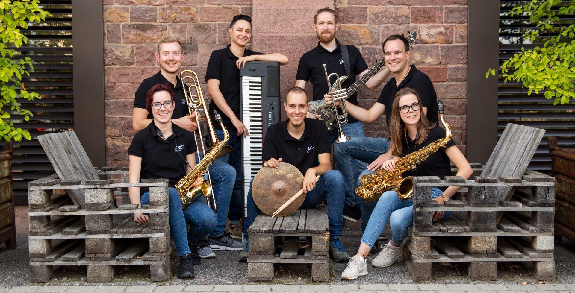 JazzMazz - Gruppenfoto
